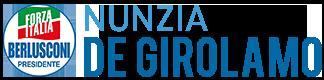Nunzia De Girolamo Logo